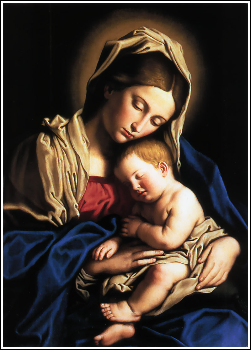 Shocking Truths from the Bible: Mary, Mother of Jesus, is not a ...