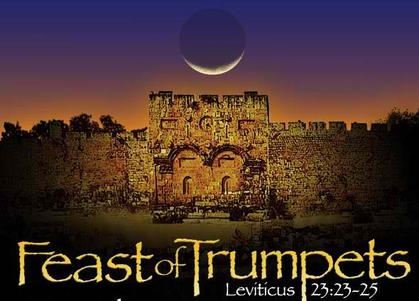 What is the significance of the Feast of Trumpets?
