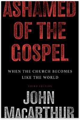Ashamed of the Gospel (3rd Edition) When the Church Becomes Like the World.JPG