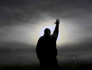 """""""The effectual fervent prayer of a righteous man availeth much.."""" - James 5:16"""