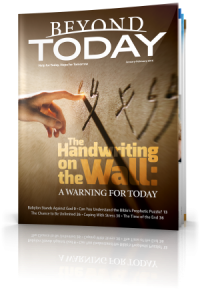 Beyond Today Magazine, January - February 2016 Issue