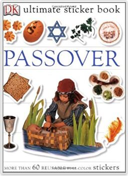 Ultimate Sticker Book Passover (Ultimate Sticker Books)
