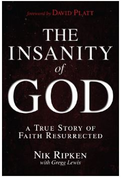 The Insanity of God A True Story of Faith Resurrected
