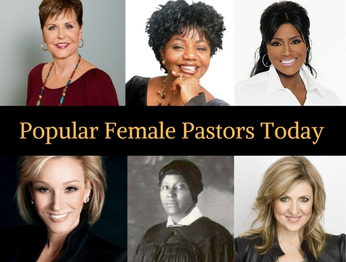 Photos of Popular Female Pastors Today