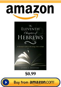 Hebrews 11 Amazon Thumbnail