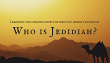Who is Jedidiah