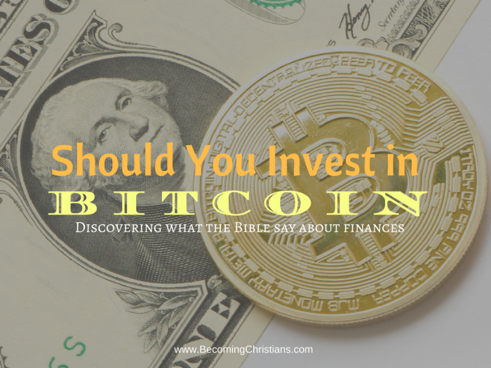 Should You Invest in Bitcoin