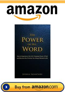 Power of His Word Amazon Thumbnail (no price)