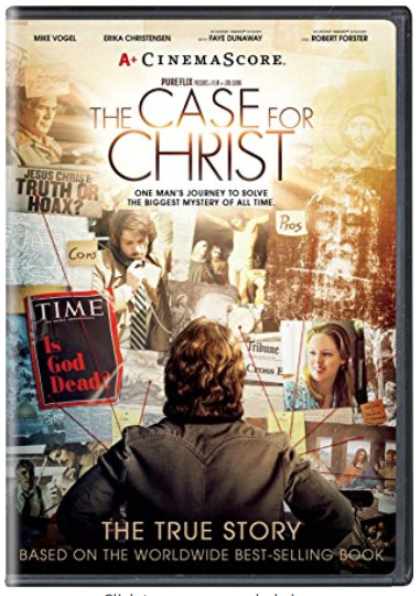The case for Christ (movie)