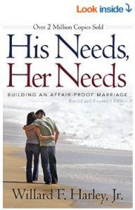 His Neds, her needs