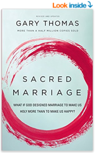 sacred marriages