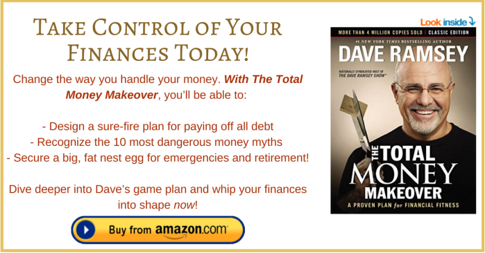 The Total Money Makeover (footnote)