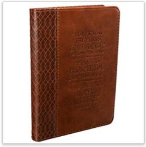 Jeremiah 29 11 Two-tone Flexcover Journal