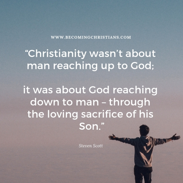 Quote about Christianity