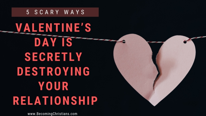 Valentine's Day is Secretly Destroying Your Relationship