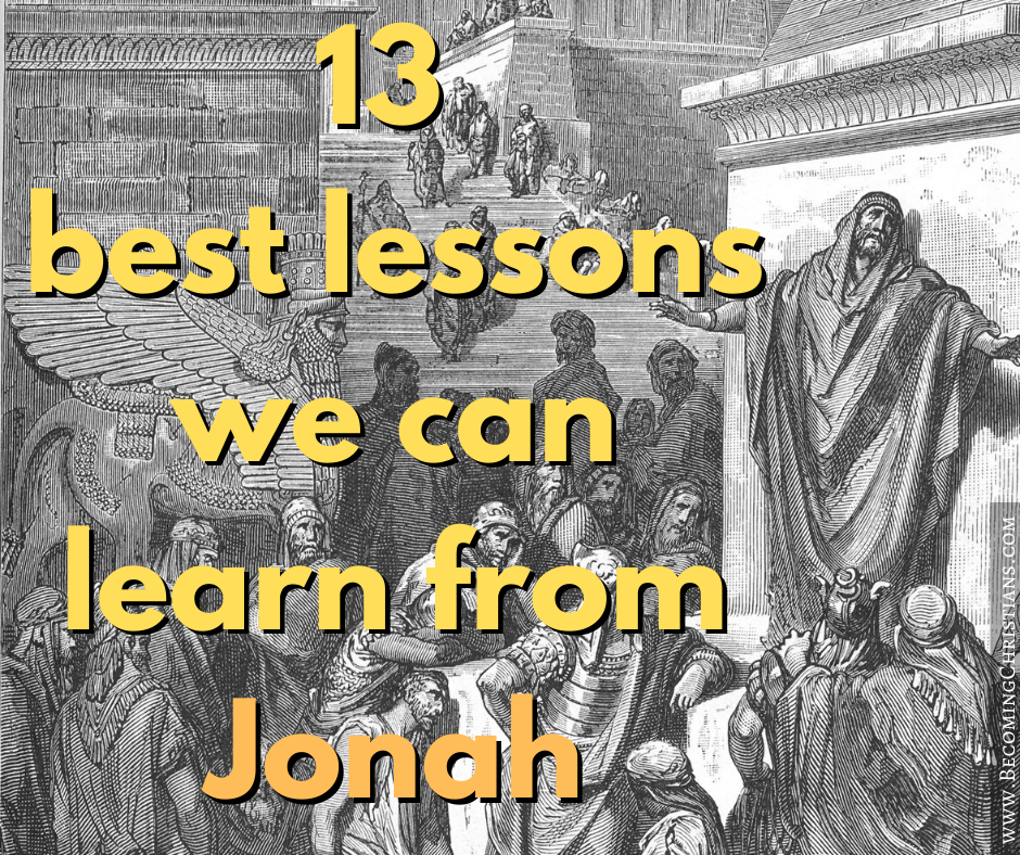 13 best lessons we can learn from jonah