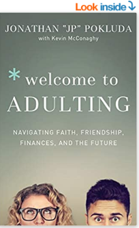Welcome to Adulting book
