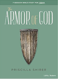 The Armor of God - Teen Bible Study Book Paperback by Priscilla Shirer