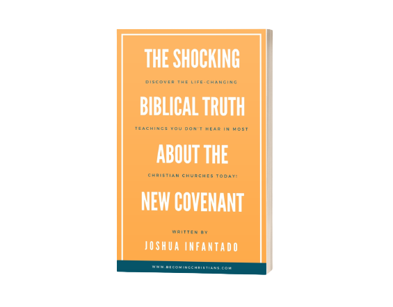 The shocking biblical truth about the New Covenant 3d cover