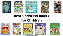 Best Christian books for children updated monthly
